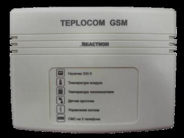 Установка gsm модуля на котел