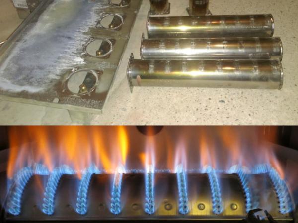 Основная горелка в котле горит слабо либо гаснет при запуске
