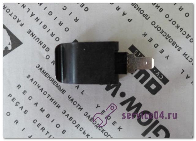 F.00 - Размыкание цепи NTC датчика на выводе ОВ