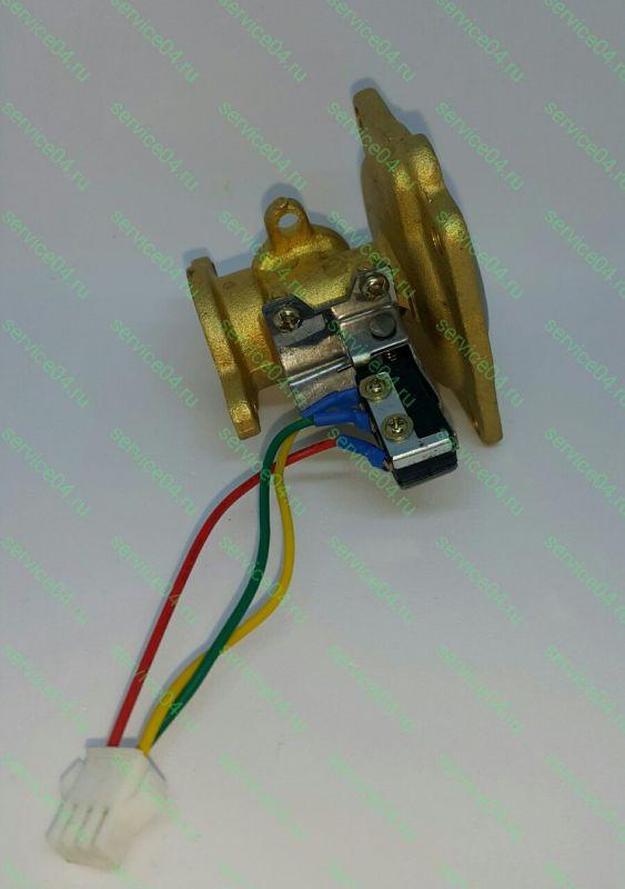 Девая часть Водяного узла  Electrolux GWH 265 ERN Nano Plus