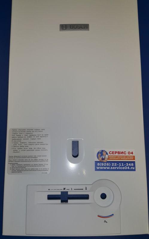 Корпус для газовой  колонки Junkers Bosch WR 10P 13P 15P