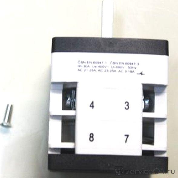 Артикул: 44001947 Выключатель VS 25 - 1103 A8 DAKON, Чехия