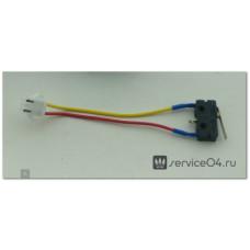 Микропереключатель 2 контакта с планкой (паз 3 контакт)