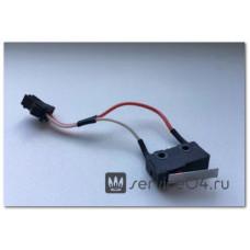 Микропереключатель 2 контакта с планкой ( Нева 5611) 3227-02.330